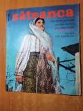 sateanca februarie 1971-fetele din mahmudia,articol si foto judetul arges