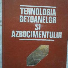 Tehnologia Betoanelor Si Azbocimentului - I. Teoreanu ,272125