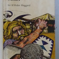 KING SOLOMON ' S MINES by SIR H . RIDER HAGGARD , 1985