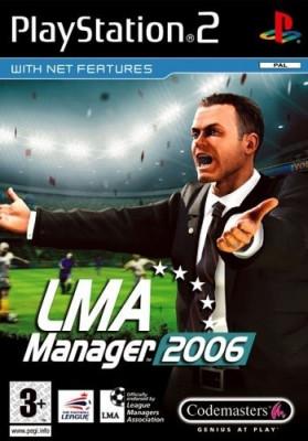 Joc PS2 LMA Manager 2006 foto