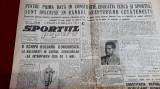 Ziar SPORTUL POPULAR 15 04 1946