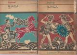Homer - Iliada (2 volume) colectia Lyceum