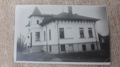 Cladire- Campina 1938 foto
