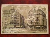 1943-C.P. circ. -CENZURAT LUGOJ 5-RARA, Necirculata, Printata
