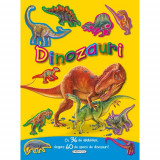 Dinozauri cu 36 de Abtibilduri