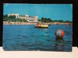 Mamaia - Hotel International - carte postala circulata 1979, Fotografie