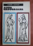 Amedee Gastoue - Arta gregoriană