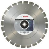 Bosch Best disc diamantat 400x25.4x12 mm pentru asfalt