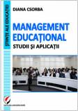Cumpara ieftin Management educational. Studii si aplicatii