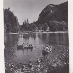 bnk cp Lacul Rosu - Vedere - circulata