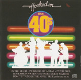 Vand CD The Al Saxon Forties Band ‎– Hooked On The 40s,muzica jazz