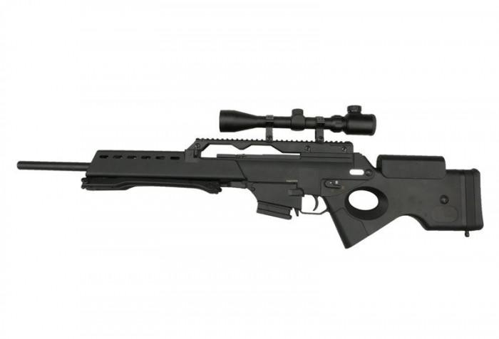 Replica Warrior W36 SL9 AEG cu luneta JG
