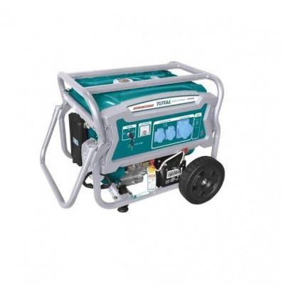 Generator curent electric Total 6500W foto