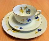 Set - mic dejun / ceai / cafea -  de colectie - 1961 - 1 persoana
