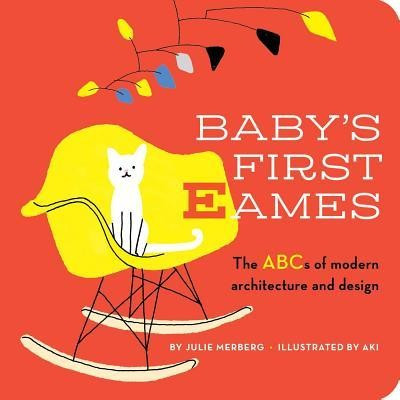 Baby's First Eames: From Art Deco to Zaha Hadid foto