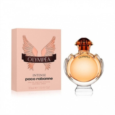Apa de parfum Tester Femei, Paco Rabanne Olympea Intense, 80ml foto