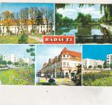 Bnk cp Radauti - Vedere - circulata, Printata
