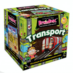 Joc educativ BrainBox, Transport