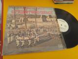 VINIL ENSEMBLE FOLKLORIQUE CIPRIAN PORUMBESCU EPE 01481 DISCUL STARE FOARTE BUNA