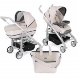Carucior 2 in 1 Duo Love Up BEIGE, Chicco