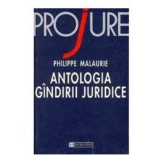 Philippe malaurie antologia gandirii juridice