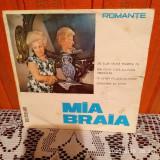 "-Y- Mia Braia – De Ți-ar Spune Poarta Ta VINIL 7 "" ( CITITI DESCRIEREA ! )"