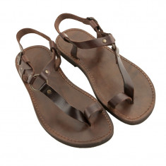 Sandale Romane Barbatesti Hector M, 40 - 45, Maro