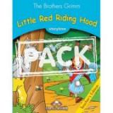 Little Red Riding Hood Cartea Profesorului cu App - Jenny Dooley