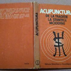 Acupunctura. De La Traditie La Stiintele Moderne - Constantin Ionescu-Tirgoviste