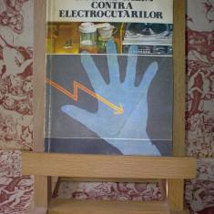 """Mauriciu Sufrim - Cum sa ne pazim contra electrocutarilor """"A2132"""""""