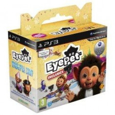 EyePet cu EYE Camera PS3