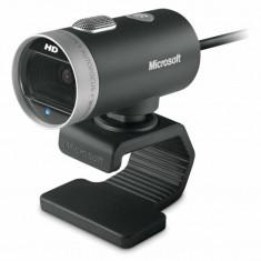 Webcam pc microsoft lifecam cinema hd negru