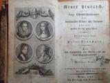Carte de istorie si biografii din anul 1807 in limba germana - viena 1807