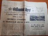 Romania libera 7 noiembrie 1977-a 60-a aniversare a revolutiei din octombrie
