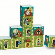 Cuburi castel Djeco