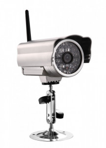 Resigilat : Camera supraveghere cu IP PNI IP941W HD 720p de exterior conectare wir