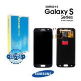 Cumpara ieftin Display Cu Touchscreen Samsung Galaxy S7 G930F Original Negru