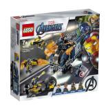 LEGO Marvel Super Heroes Avengers Răzbunătorii - distrugerea camionului (76143)