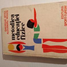 METODICA EDUCATIEI FIZICE 1975
