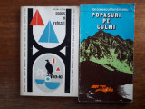 Popasuri pe culmi + Popas in retezat (alpinism) /  R4P5S