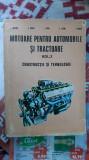 Motoare pentru automobile și tractoare  Vol. II  -  Dan Abaitancei