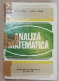 Craiu, Vasile Tanase-Analiza matematica