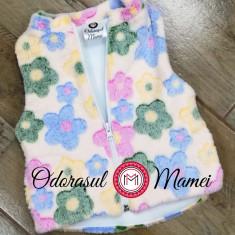 Vesta cocolino floricele multicolore, 1 – 3 ani