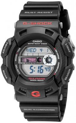 Casio G-9100-1ER Gulfman ceas barbati 100% original. Garantie. Livrare rapida. foto