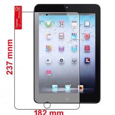 Folie universala pentru tableta, 9.7 inch, 237 x 182 mm, cu orificii centrale
