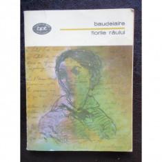 FLORILE RAULUI - BAUDELAIRE