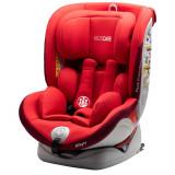 Scaun auto Allegra rotativ cu Isofix 0-36kg rosu KidsCare for Your BabyKids