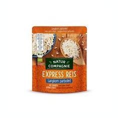 Orez cu Bob Lung Prefiert Bio Express Reis 250gr Natur Compagnie Cod: NC4350