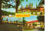 CPIB 16199 CARTE POSTALA - BAILE FELIX. MOZAIC