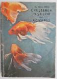 Cresterea pestilor de acvariu – Marcel Stanciu